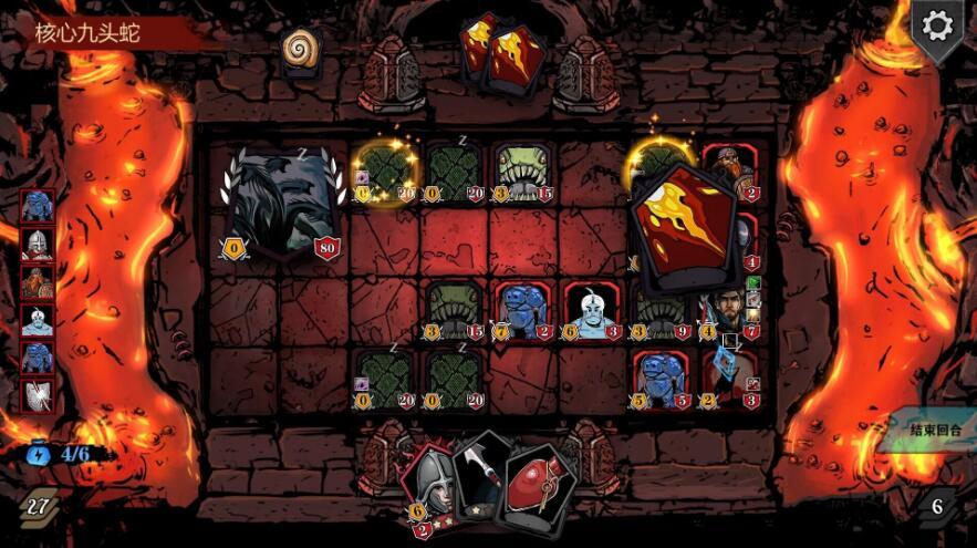 《魔法之剑:魔域地牢》新增创意街机模式,随从牌数量翻倍,追加更高难度