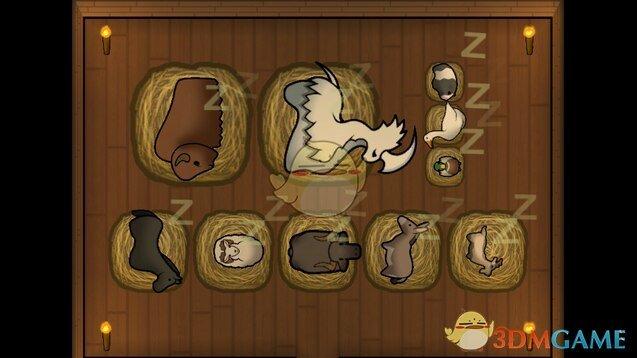 《边缘世界》动物床v1.1 MOD