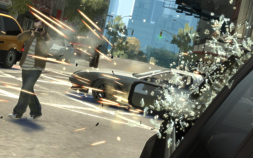 《GTA 4》3月19日重回Steam 不支持多人游戏模式