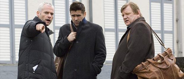 《杀手没有假期》三人组重聚 柯林法瑞尔新片曝光