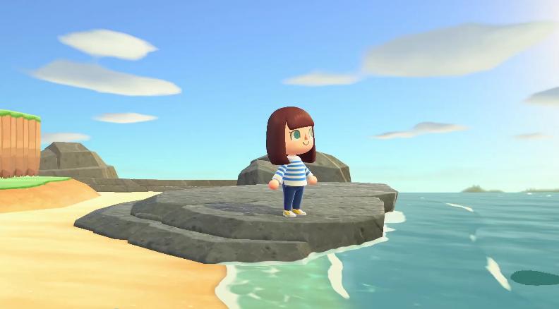 《动物森友会》新宣传片公开:温馨海滩生活!