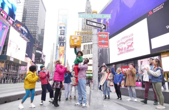 《超级任天堂世界》主题乐园纽约大会盛况 即将落成