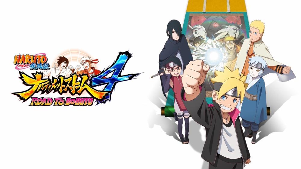 Switch版《火影忍者:究极风暴4 博人传》PV 预购开启