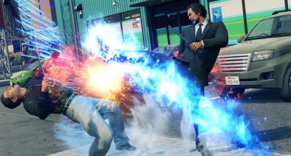 《如龙7》免费DLC第6弹上线 实用道具新衣装福利多
