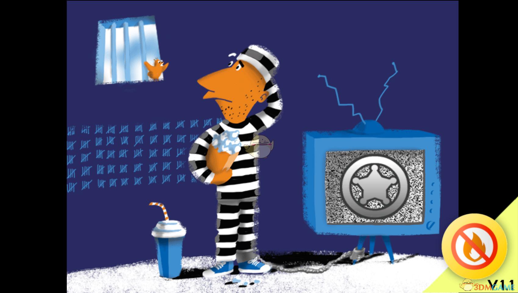 《边缘世界》监狱电视v1.1 MOD