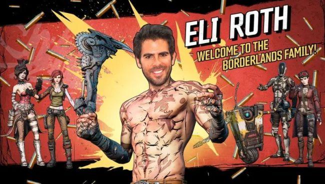 伊莱·罗斯将执导《无主之地》电影 玩家们期待吗?