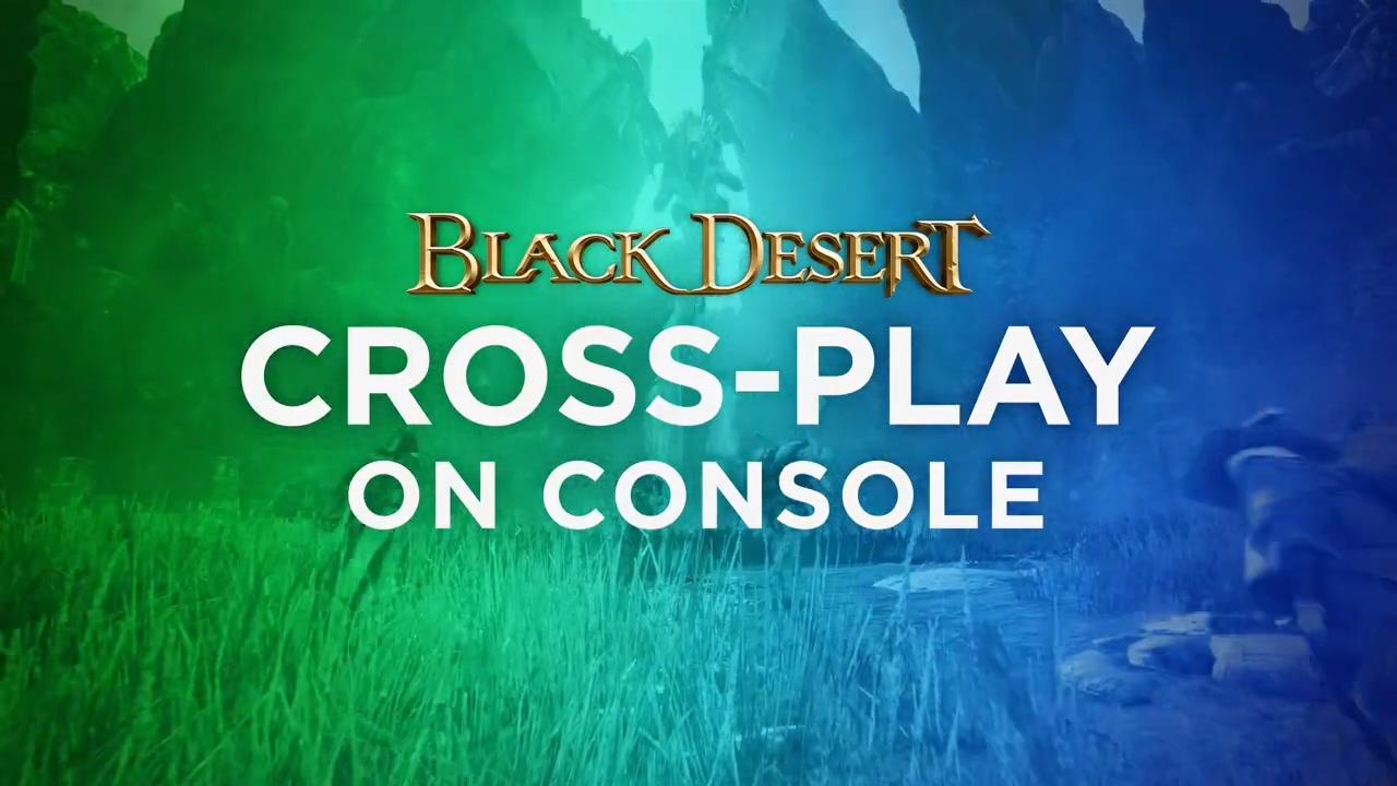 《黑色沙漠》PS4和Xbox One将于3月4日支持跨平台联机