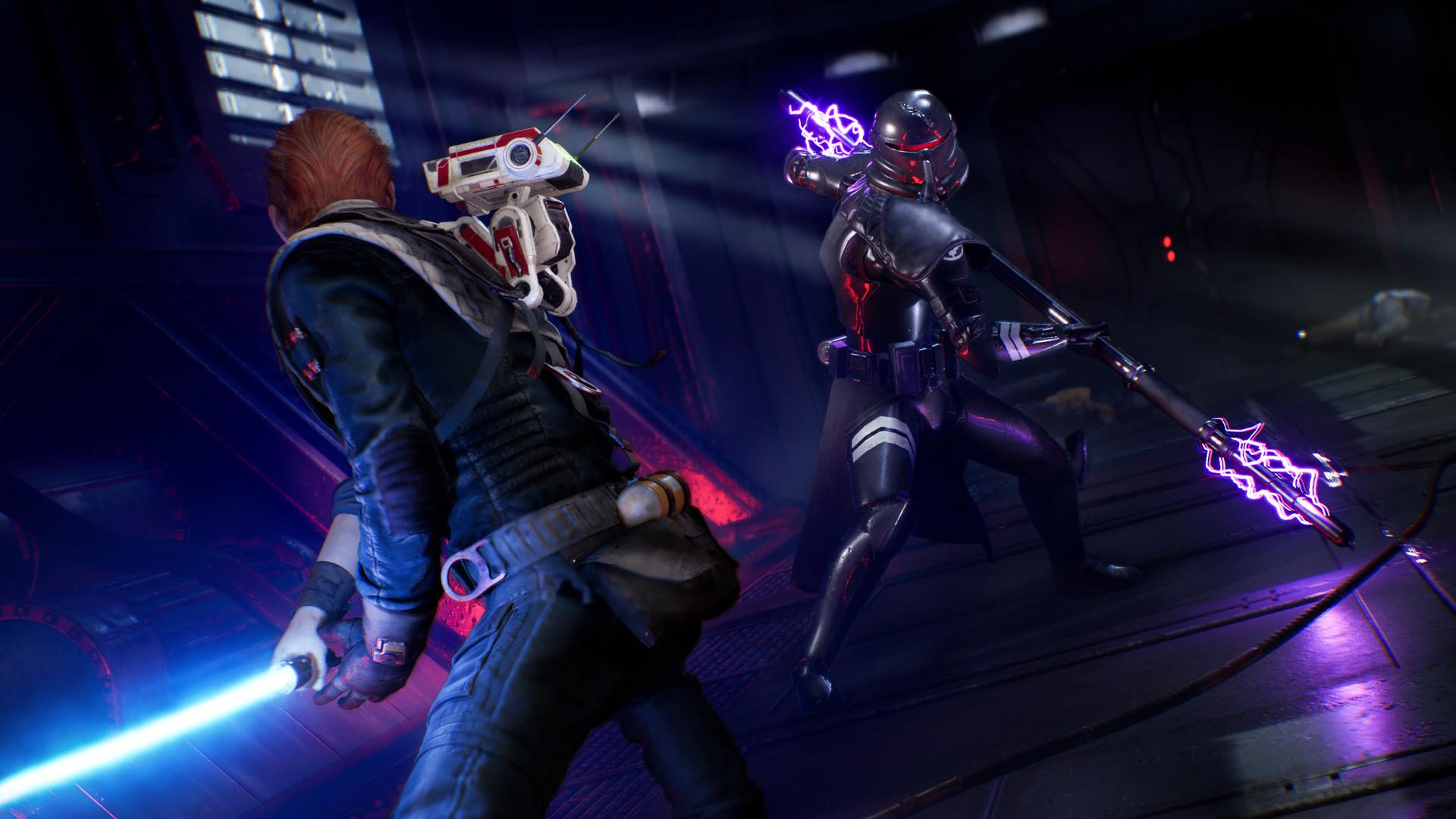 《星战绝地:陨落的武士团》Steam打折促销 仅售231元