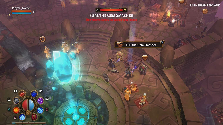 《火炬之光II》将于4月3日登陆PlayStation®4及Xbox One平台
