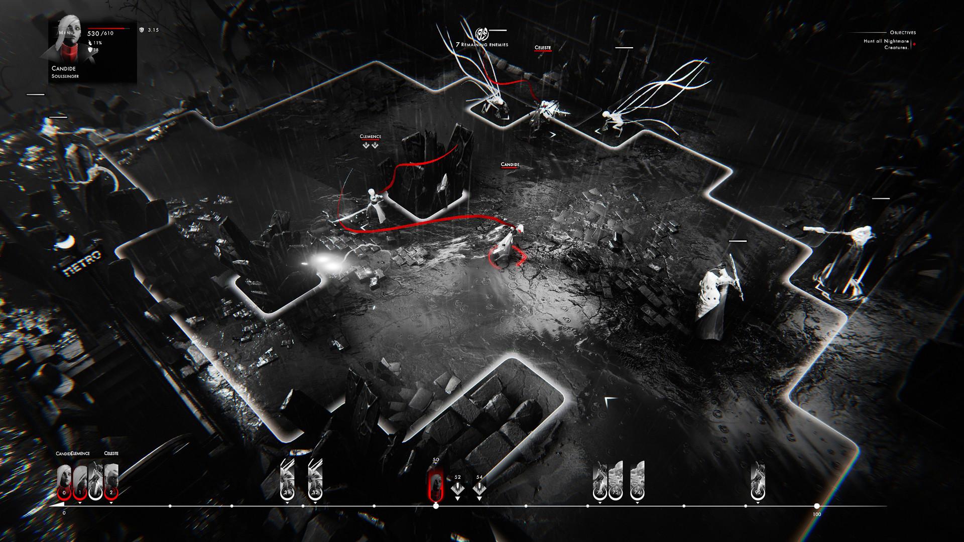 策略游戏《彼岸花》发售日公布 中文版宣传片