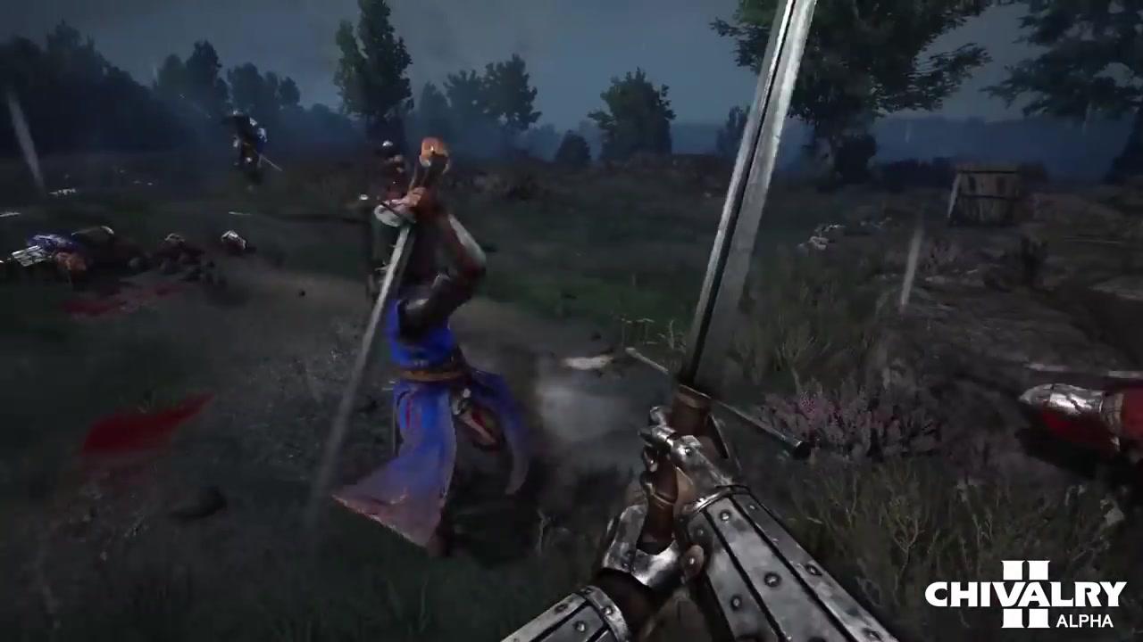 Torn Banner《骑士精神2》4分钟全新实机内容演示