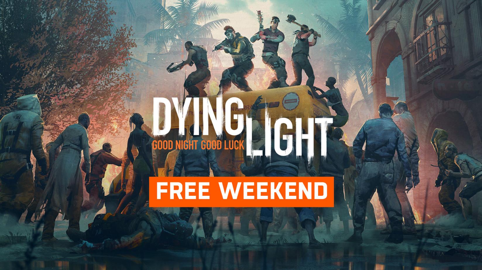 《消逝的光芒》现已在Steam开启免费试玩