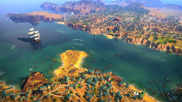 《人类》新视频展示策略游戏中地形的重要性