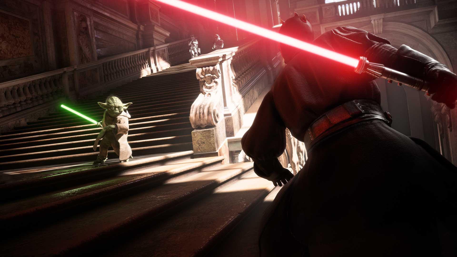 传EA去年砍掉一个《星球大战:前线》衍生作品