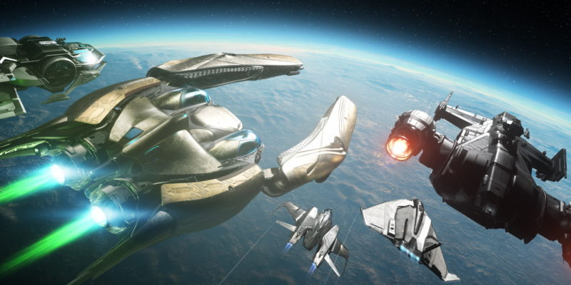 Crytek和《星际公民》开发商庭外和解 数年纠纷终于落幕