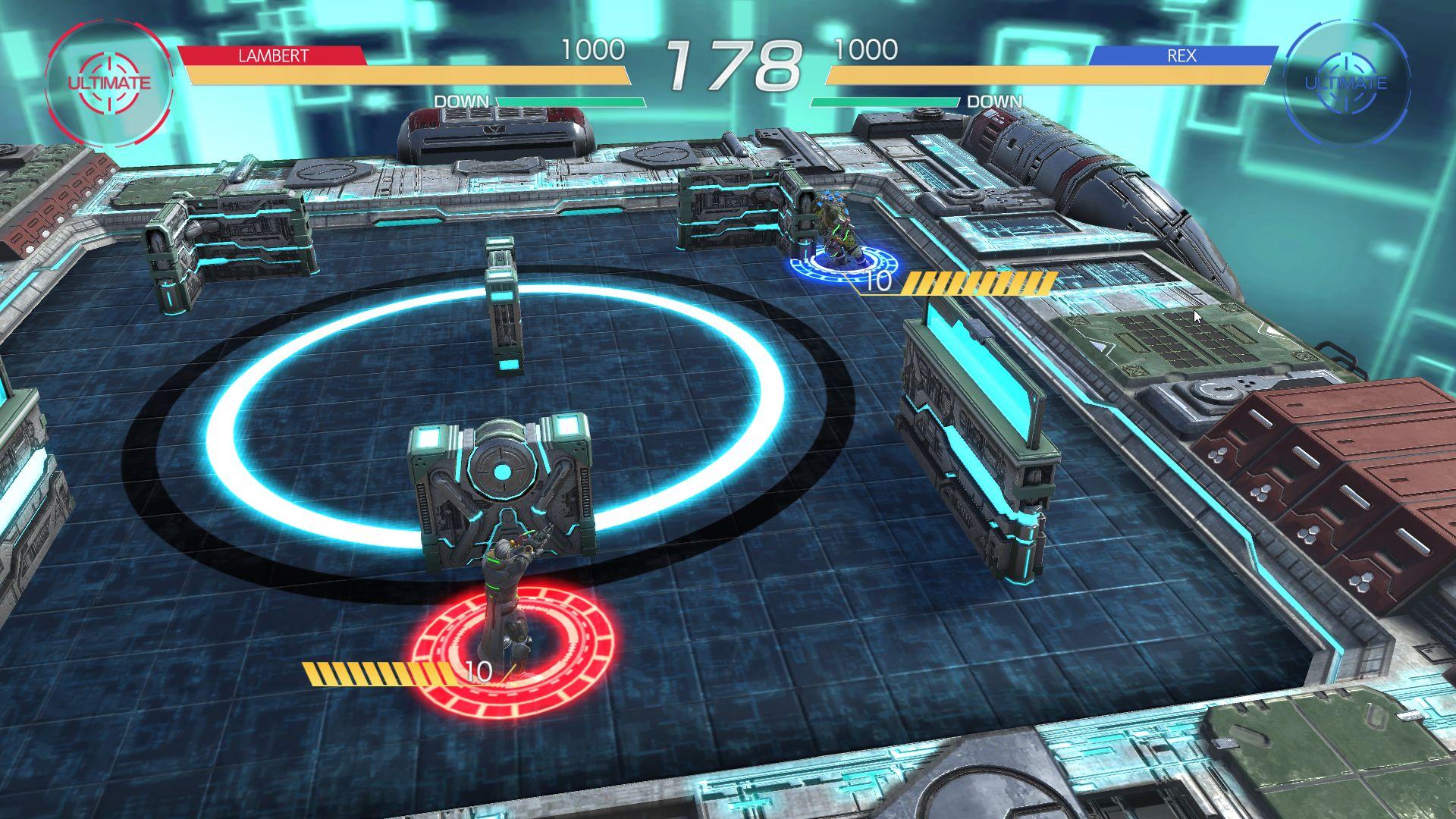 疯狂厮杀 机甲对战游戏《突触驱动》5月28日发售