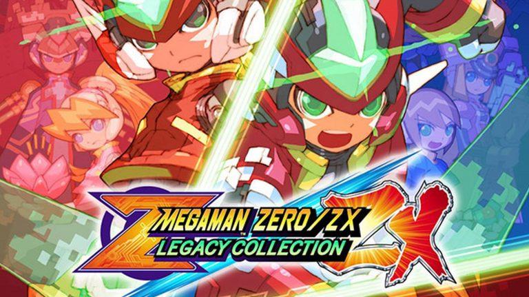 经典冷饭《洛克人Zero/ZX遗产合集》宣传片公开 发售在即