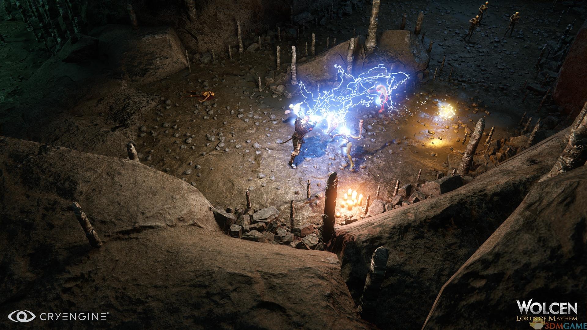 《破坏领主》全剧情流程视频攻略 Boss战打法视频