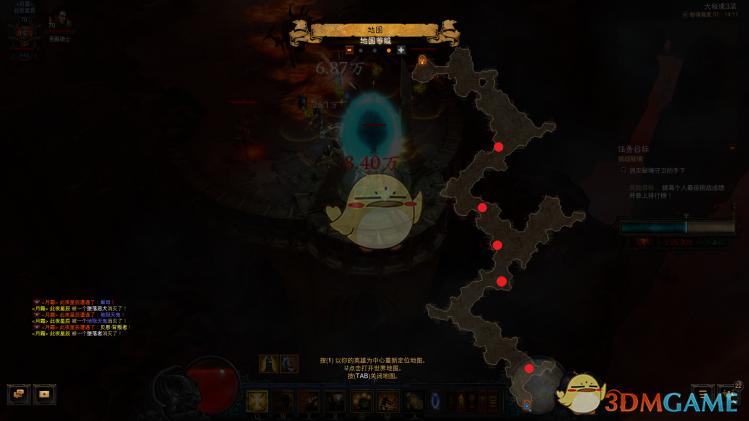 《暗黑破坏神3》国服挑战秘境第140期攻略