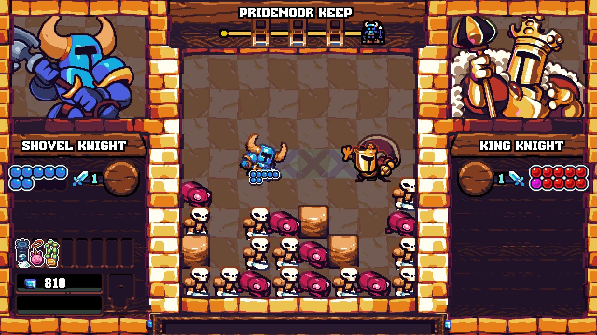 《铲子骑士》系列新作正式公布  玩法类似俄罗斯方块