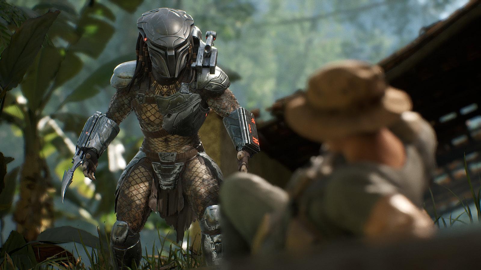《铁血战士:狩猎场》新预告发布 铁血战士真强悍