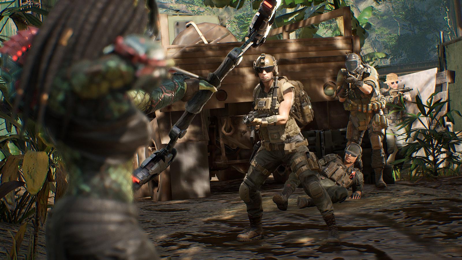 《铁血战士:狩猎场》3月27日开启试玩周末 支持跨平台