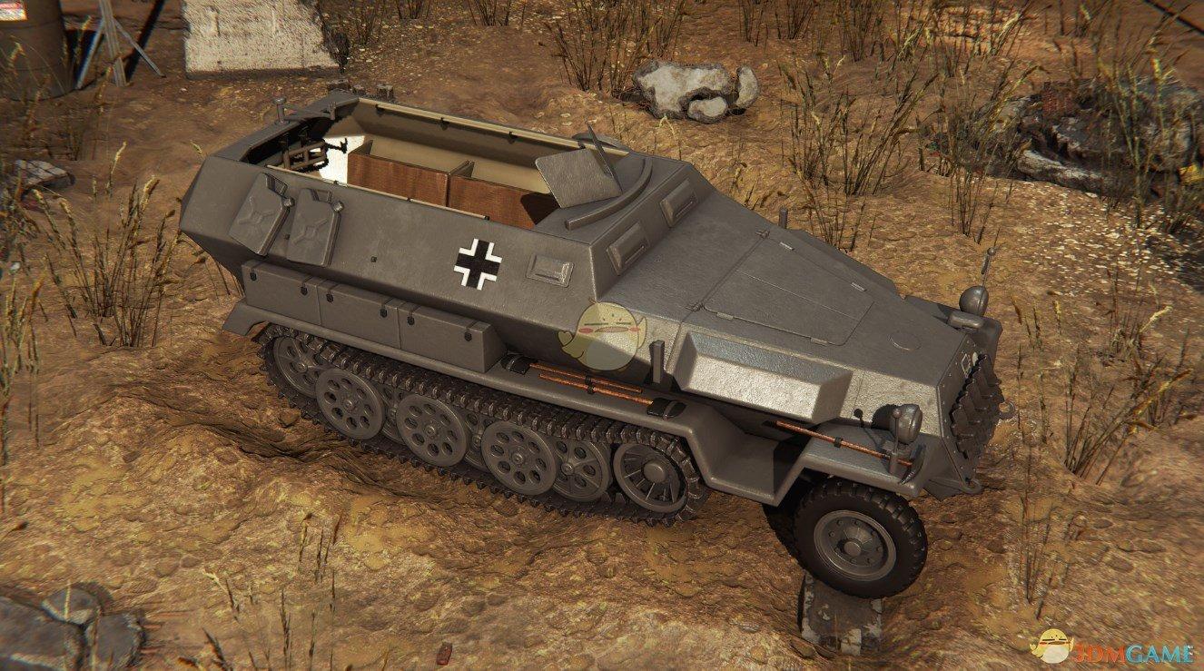 《坦克维修模拟》游戏寻宝方法分享