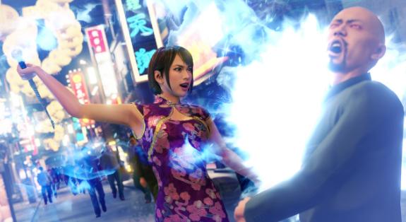 《如龙7》免费DLC最终弹上线 美丽旗袍新衣装赠送