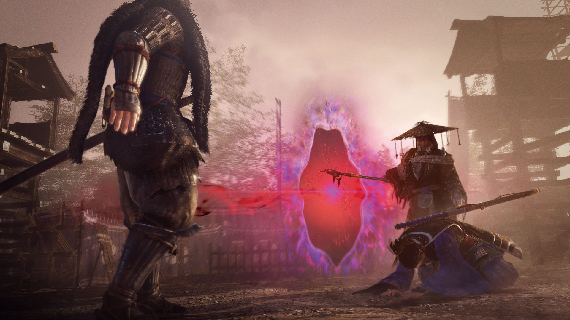PS4大作《仁王2》新情报 大战魑魅魍魉非常过瘾