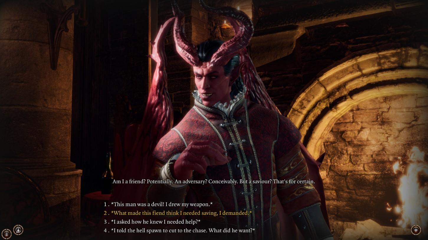 《博德之门3》游戏实机截图泄露 CRPG画面再革新!