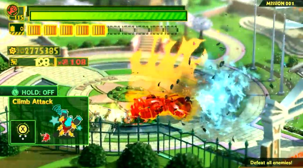 《神奇101》PAX 15分钟游戏演示 众英雄合体御敌!