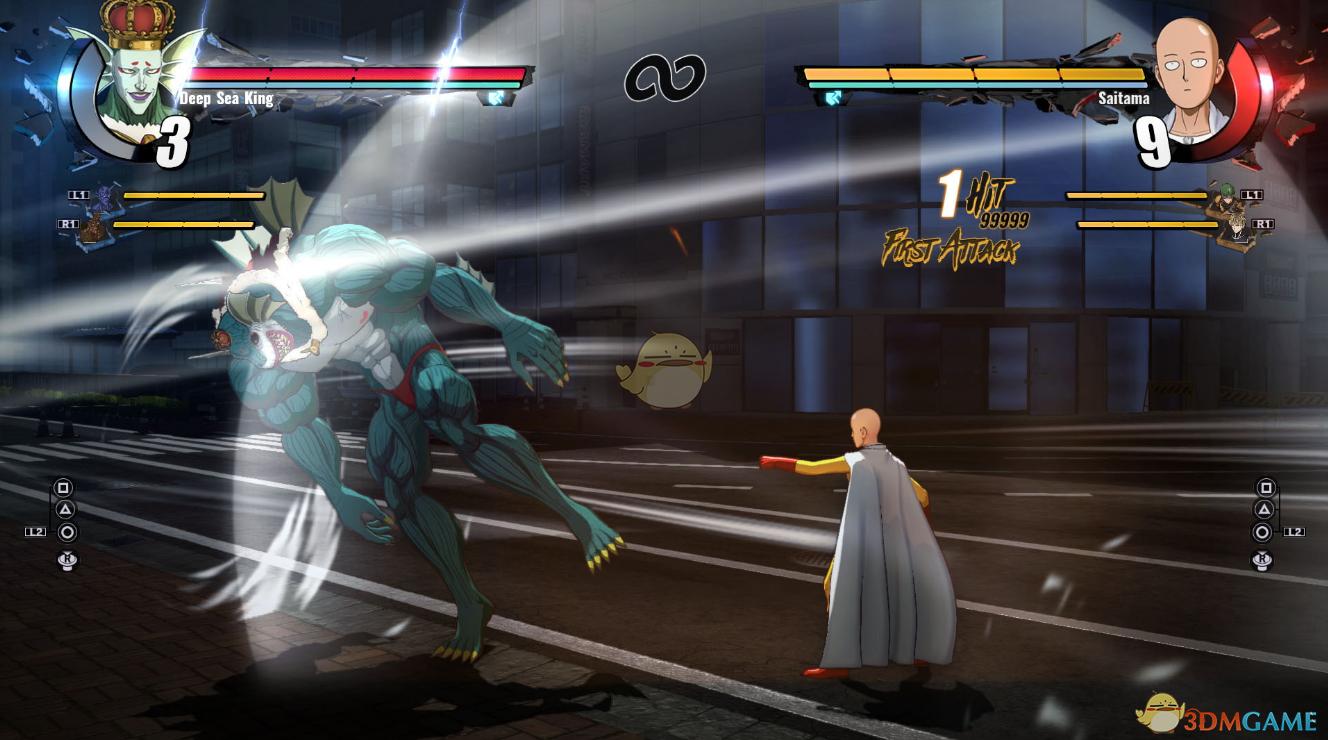 《一拳超人:无名英雄》游戏缺点介绍