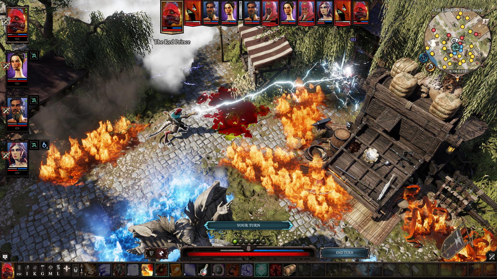 《神界:原罪2》Steam限时半价 《博德之门》边等边玩