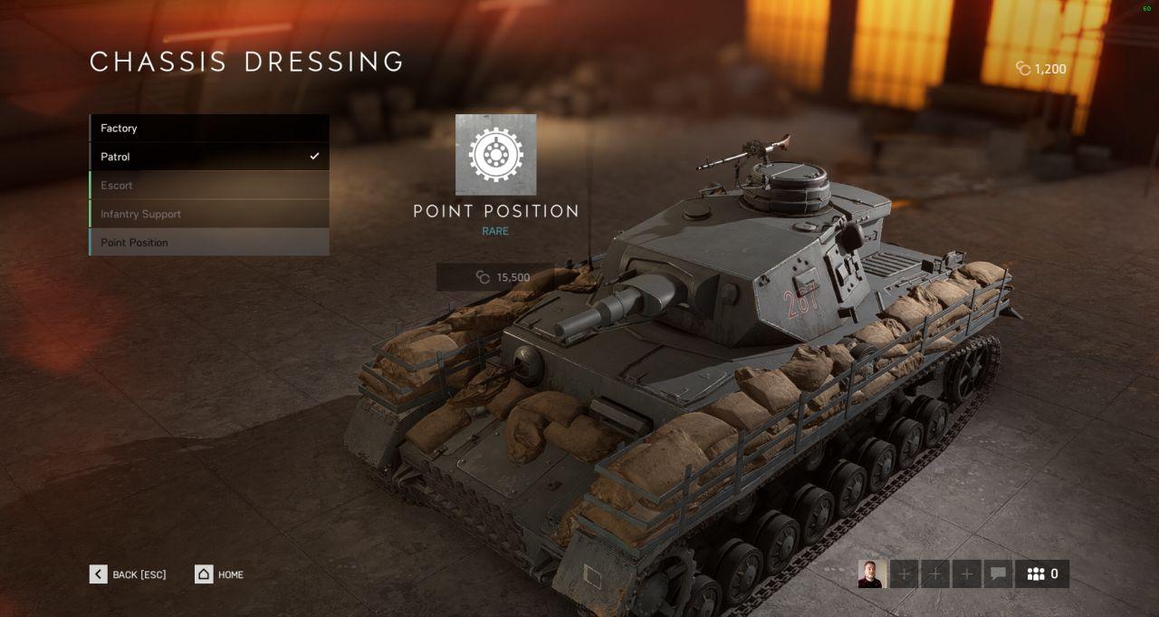 《战地5》的坦克自定义功能 终于要在下周上线