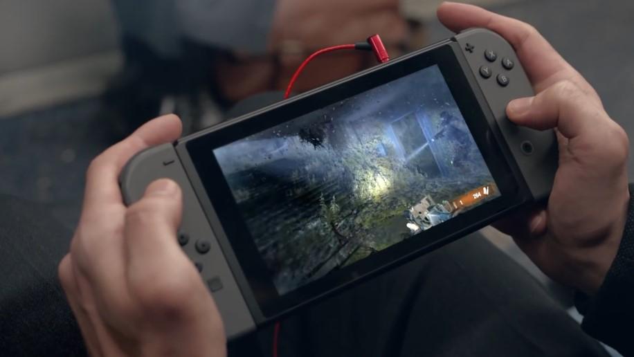 《地铁:归来》Switch版现已开卖 美服售价50美元