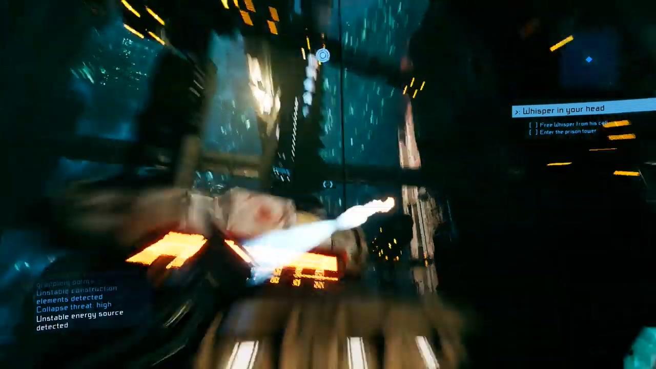 《镜之边缘》x《羞辱》!赛博朋克跑酷游戏《幽灵行者》6分钟试玩