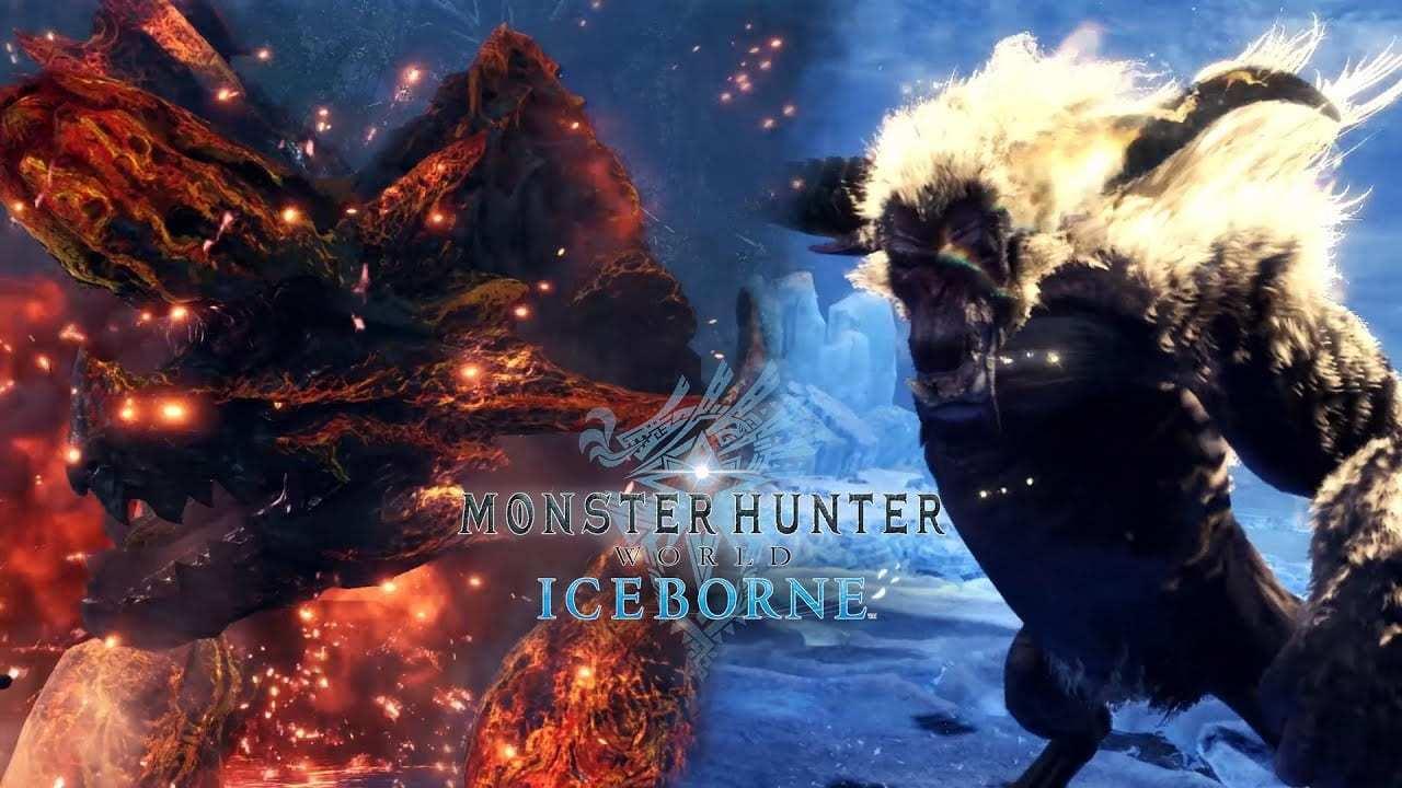 激昂金狮子与猛爆碎龙《怪猎冰原》第三弹更新3.23上线