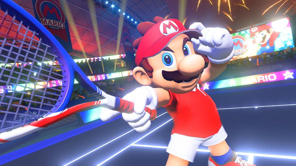 任天堂注册《马里奥网球Aces》商标 或为国行做准备