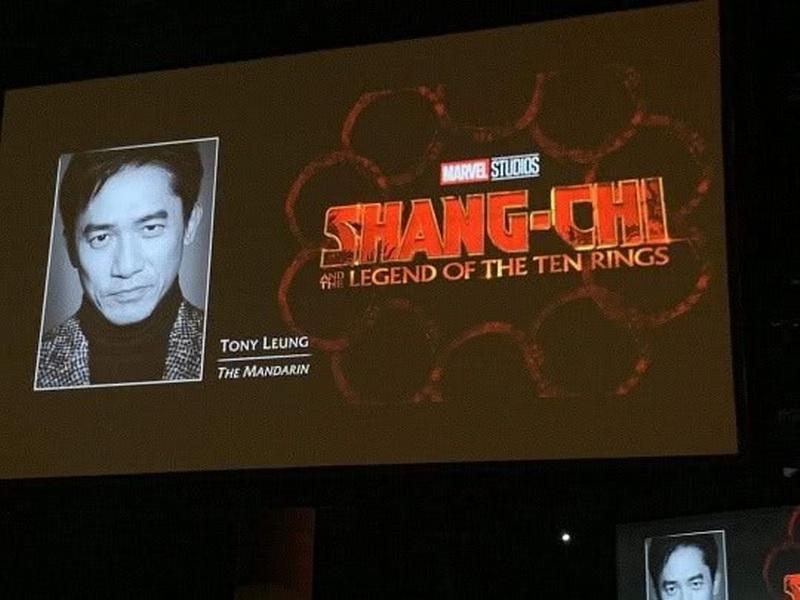《尚气》男主刘思慕曝剪发照 剧组已在澳洲开拍数周