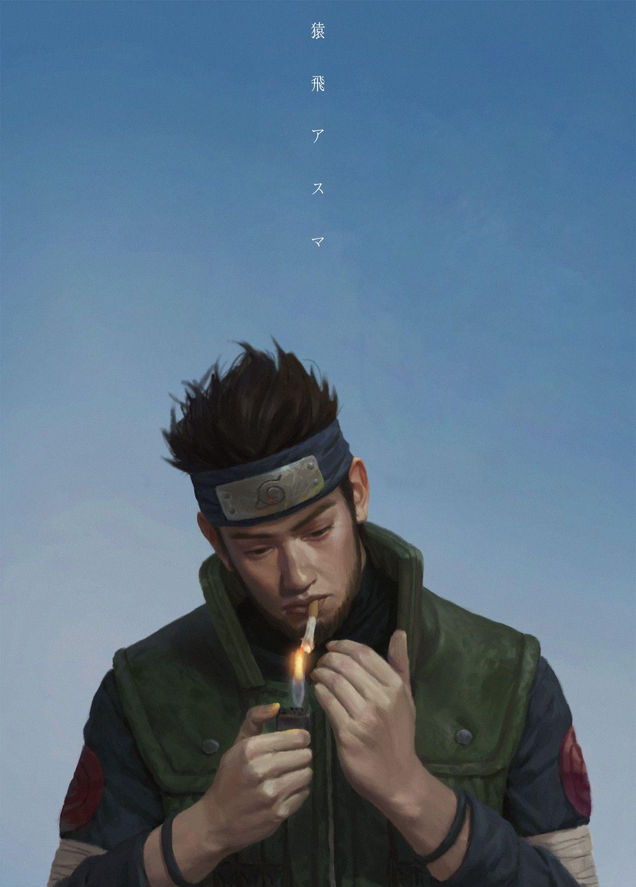 烟雾缭绕的迷醉感!盘点抽烟最上镜动画角色TOP20