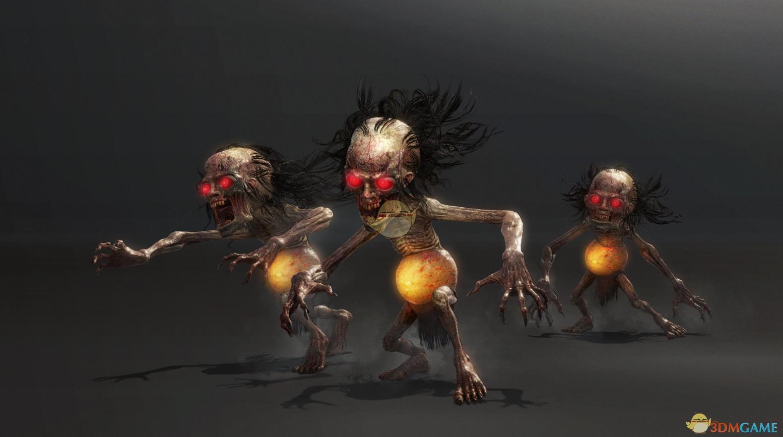 《仁王2》饿鬼怪物介绍