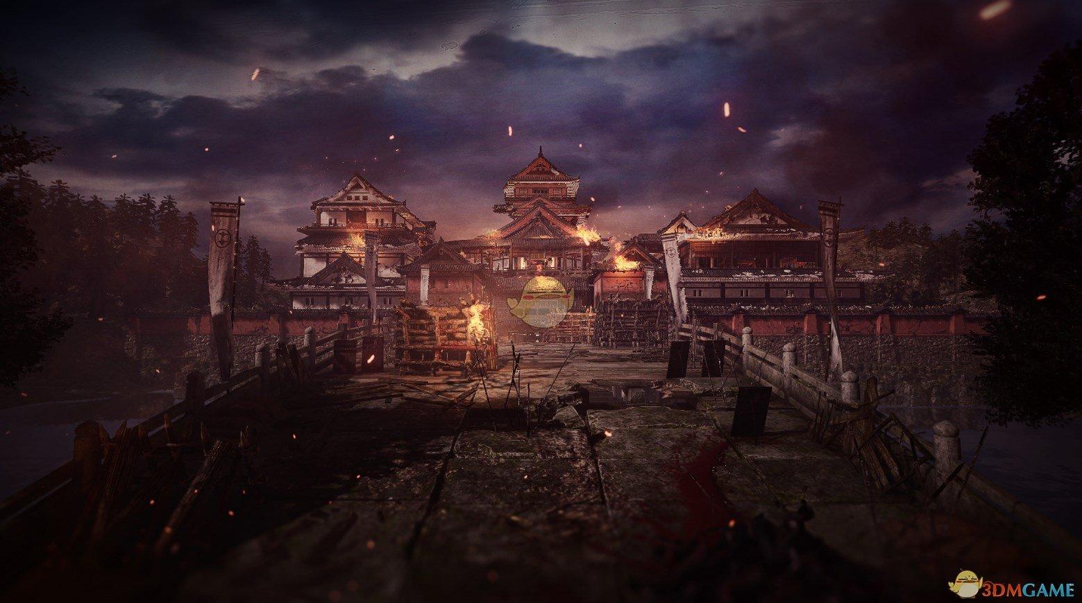 《仁王2》北之庄城关卡介绍