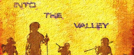 《进入山谷》英文免安装版