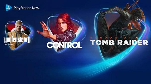 PS Now扩充阵容 加入《控制》《古墓丽影:暗影》