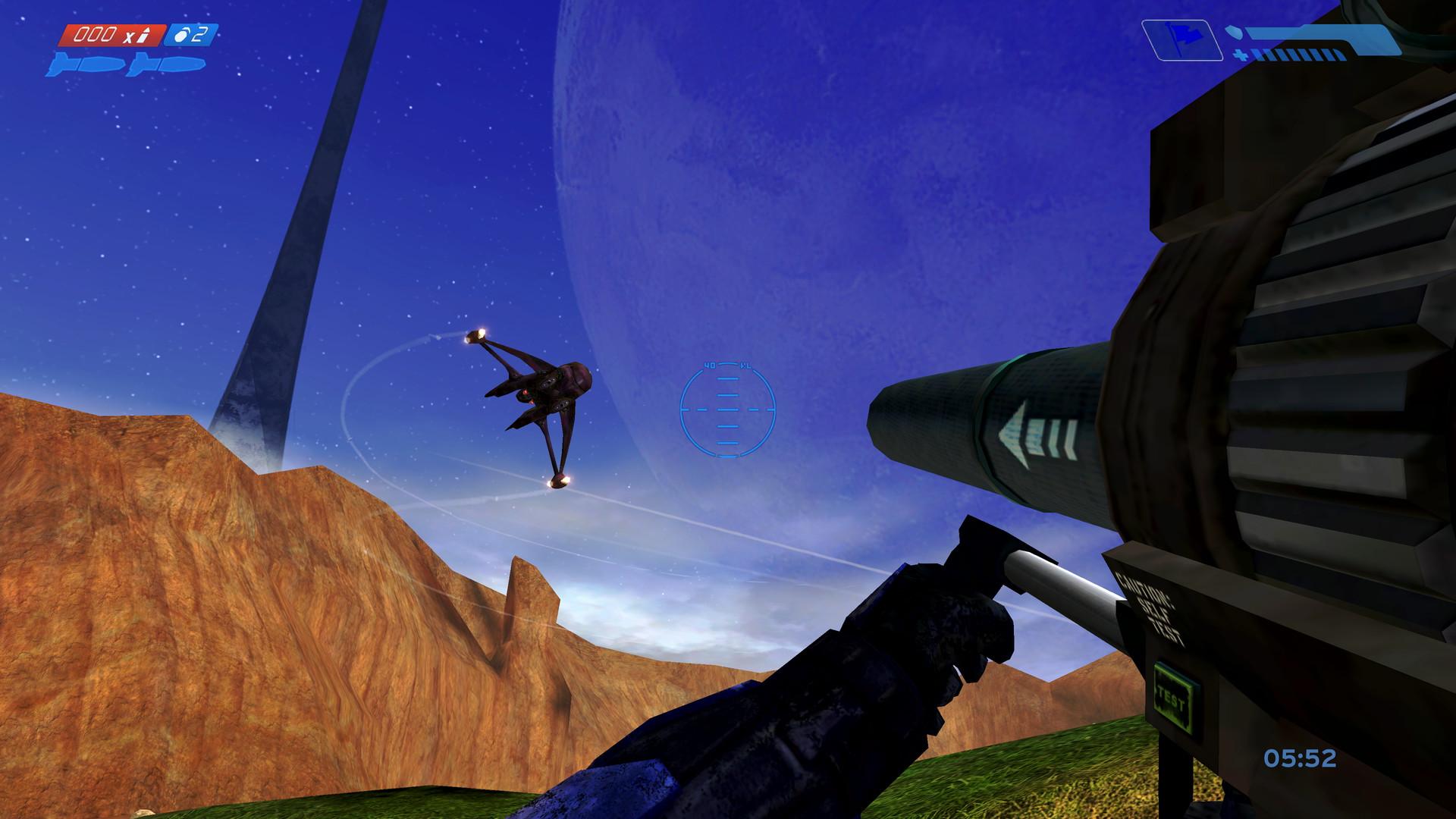 《光环:战斗进化-周年版》在Steam上发售 经典归来
