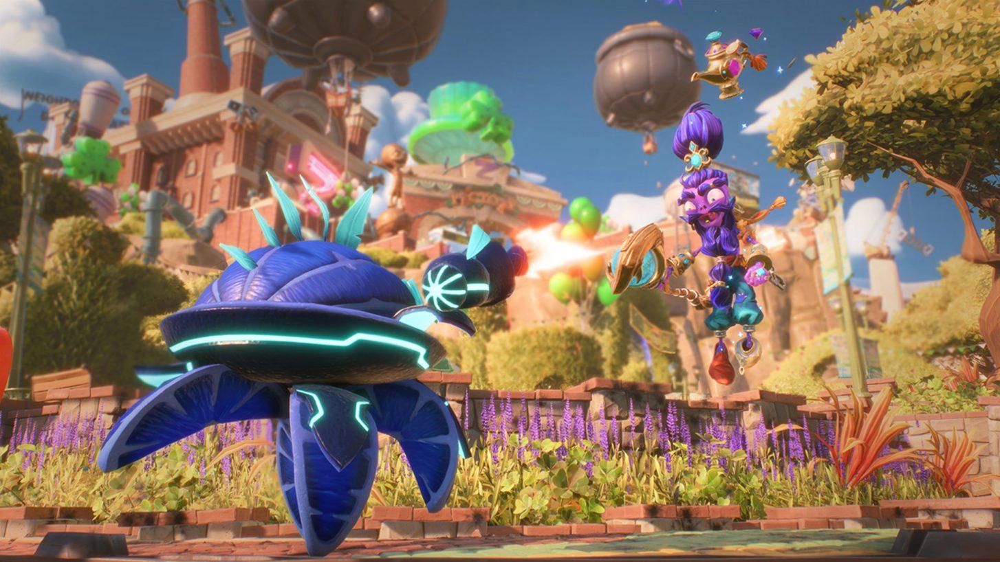 《植物大战僵尸:和睦小镇保卫战》现已加入EA和Origin会员