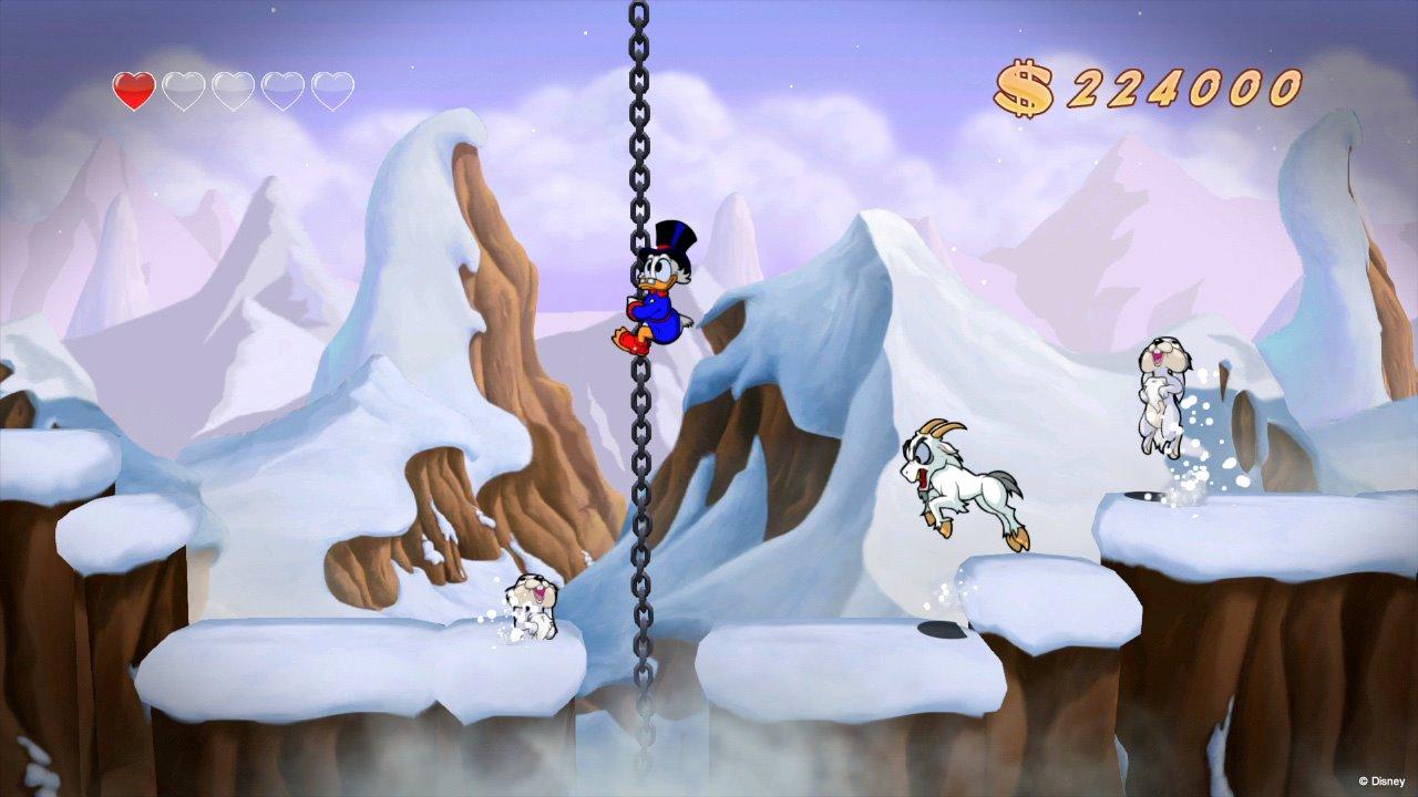 唐老鸭历险记动画片图片