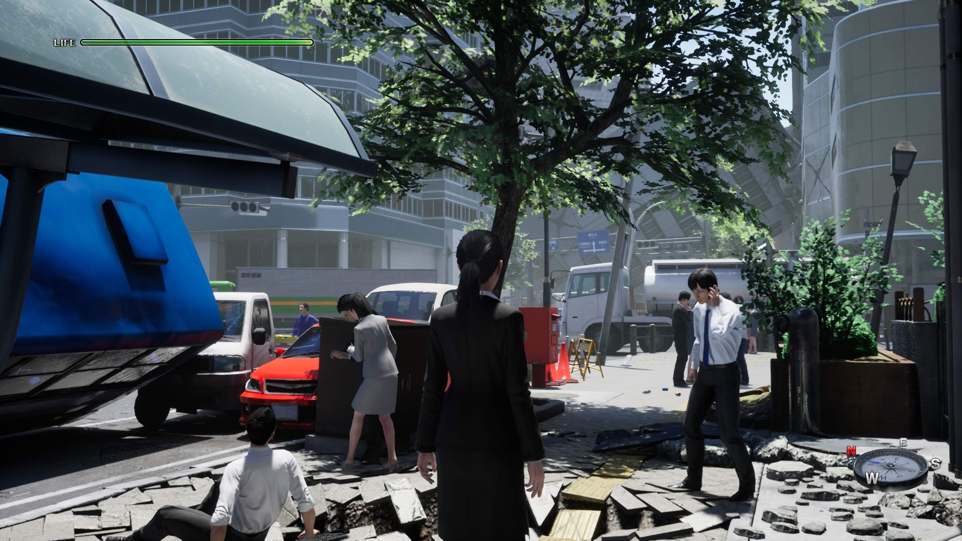 绝体绝命都市3汉化_《绝体绝命都市4Plus》中文版确定4月9日登陆Switch_3DM单机