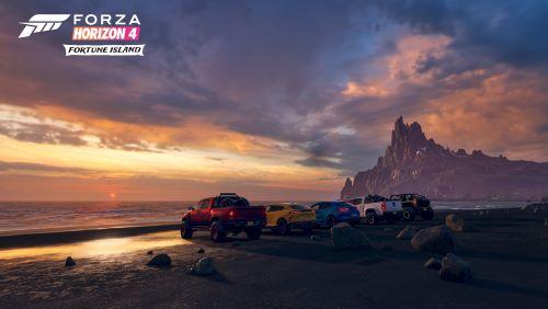 《极限竞速:地平线4》玩转梦想豪车,看海还是北极光由你来决定