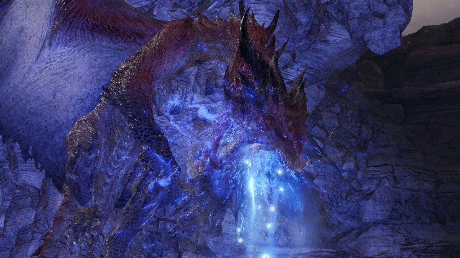 《怪物猎人:世界》Steam更新公告:狱狼龙、冥赤龙3月12日登场